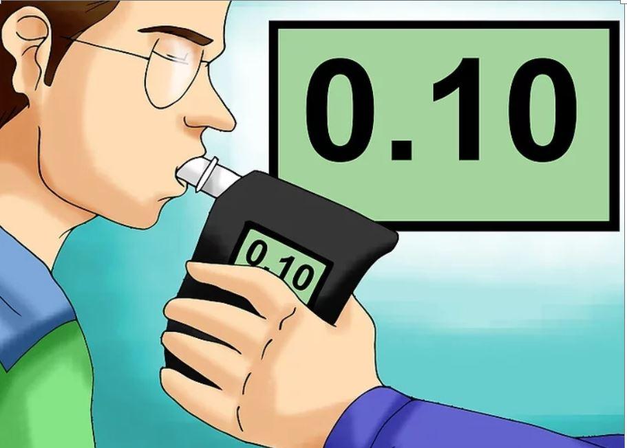 Tốc độ uống rượu của bạn cũng có thể ảnh hưởng đến nồng độ cồn